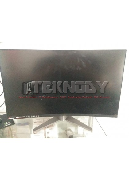 MSI Optix MAG27C 144Hz FreeSync FHD Curved Gaming Monitor - Seken
