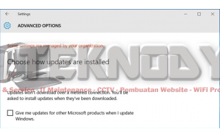 Mematikan Windows Update di Windows 10