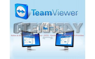 "Mengatasi TeamViewer ""Commercial Use Suspected"""