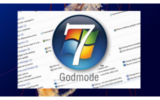 Mengaktifkan Windows 7 God Mode