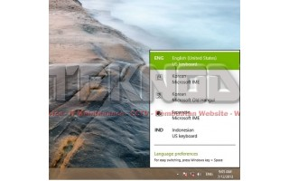 Menambahkan Language Packs Windows 8