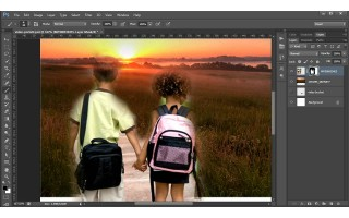 Layer Mask Di Photoshop