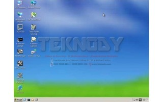 Reset Password Windows Dengan Utility Hirens