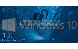 Nonaktifkan Lock Screen di Windows 10 Pro
