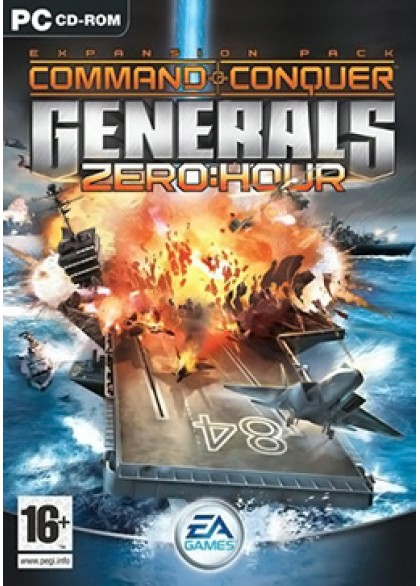 Command & Conquer Generals - Zero Hour - Shockwave - Zero Lag