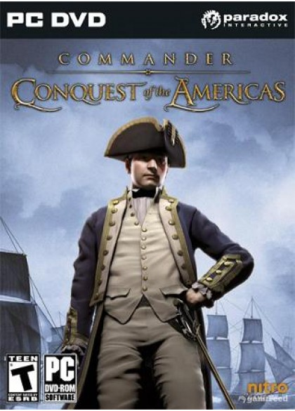 Commander: Conquest of the America