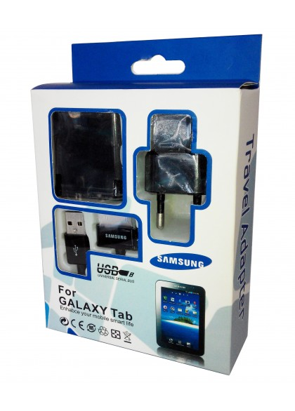 Samsung Travel Adapter Charger Galaxy Tab With Cable