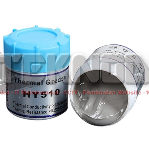 Thermal Grease HY510 Paste - Botol