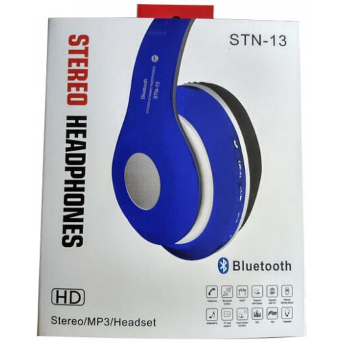 Stereo Headphones Bluetooth STN-13