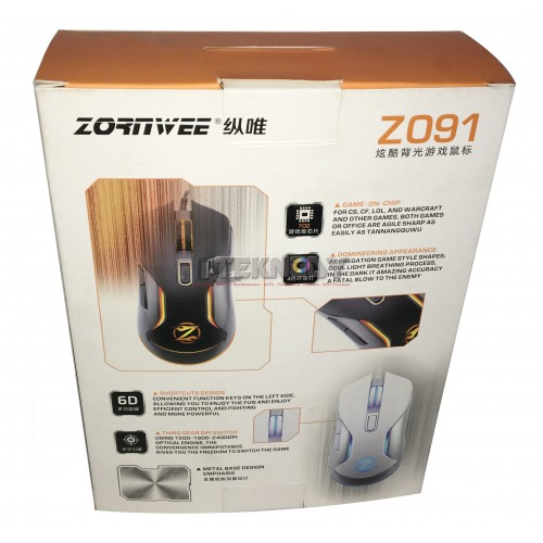 Zornwee Z091 Gaming Mouse