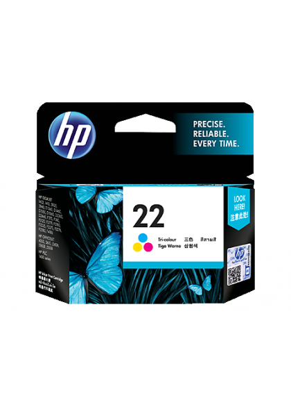 Cartridge HP 22 - Color